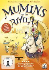 XAVIER PICARD - MUMINS AN DER RIVIERA   DVD NEU