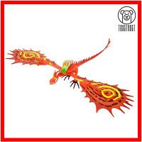 How To Train Your Dragon Hookfang Racing Stripes Action Figure Dreamworks Toy