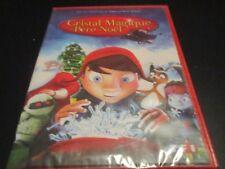 "DVD NEUF ""LE CRISTAL MAGIQUE DU PERE NOEL"" dessin anime"