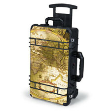 Skin Decal for Pelican Case 1510 / Old school Maps