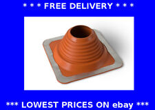 121-254mm Masterflash red roof flashing water rain chimney pipe weather seal