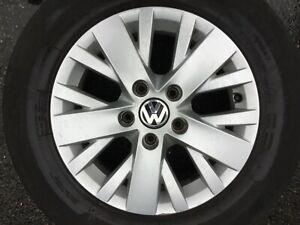 """VW T5 T6 TRANSPORTER 16"""" COLMAR RONAL ALLOY WHEEL & TYRE 7E0601025F 6.5Jx16 #3"""