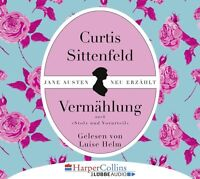 VERMÄHLUNG - CURTIS SITTENFELD  6 CD NEU