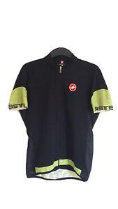 Castelli Men's Cycling Summer Jersey XL