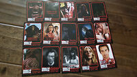 2017 SDCC COMIC CON EXCLUSIVE HORRIBLE IMAGININGS PROMO CARD SET OF 15 RARE