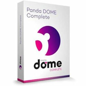 PANDA DOME COMPLETE GLOBAL PROTECTION 2021 - 3 PC DEVICE - 1 YEAR - Download