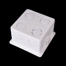 Wall Mounting Box for Wall Switch & Plastic Enclosure Socket Back Box outlet To