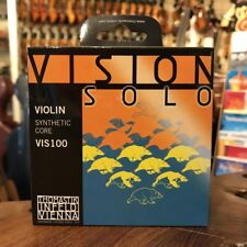 Thomastik Vision SOLO 4/4 Geige Saiten SATZ 4/4 Violin Strings SET
