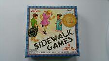 eeBoo Sidewalk Chalk Games Hopscotch NIB New in Box