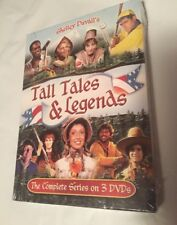 Tall Tales & Legends - Complete Series(DVD 3 Disc Set)