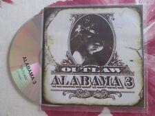 Alabama 3 – Outlaw One Little Indian 5 track Promo UK CD Album Sampler