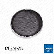 17.5cm Chrom beschichtet Steam Zimmer oder Schauer Lautsprecher und Lüfter