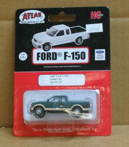 ATLAS 1247 HO 1997 Ford F-150 Green/Tan