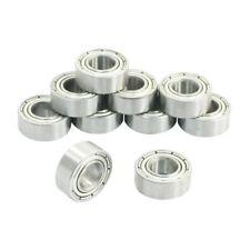 10 piezas rodamientos de bolas radiales profundos en miniatura de 6mm x 13m L3K1