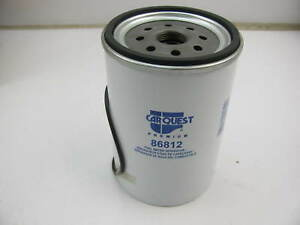 Carquest 86812 Diesel Fuel Water Separator Filter Replaces 33812 PS9794 F66026