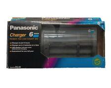 Panasonic Battery Charger #BQ-4D New
