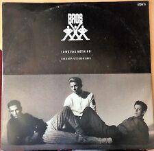 Bros - I Owe You Nothing (Vinyl)