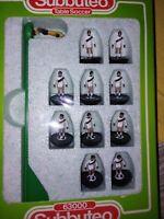 rare Subbuteo LW  400  Vasco de Gama, Brasil team  ref Box, anni 80 90