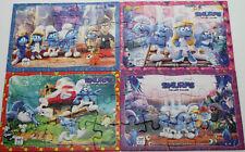 Superpuzzle Smurfs lost Village Südamerika + alle 4 Ecken mit allen 4 BPZ