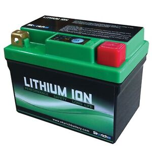 Skyrich Lithium Ion Battery Suitable for Kawasaki ZX-10R 2011