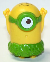 "McDonalds Toy Jurassic Minion Despicable Me Cake Topper No Sound 3.5"" Tall"