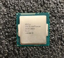 Intel Core i3-4130 3.4GHz Desktop CPU LGA 1150
