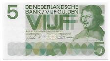 Nederland 5 Gulden 1966 Vondel  UNC