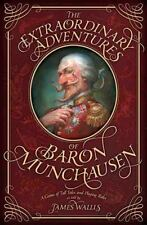 The Extraordinary adventures of Baron Munchausen - A story telling game
