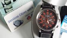 Cronografo CITIZEN Aviator ref. CA4210-08E Eco-Drive chronograph pilot GARANZIA