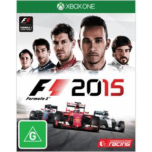 F1 2015 xbox one Aus Game