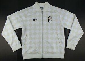 Authentic Nike Juventus Full Zip Soccer Track Jacket Size Men's Medium M