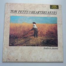 Tom Petty & Heartbreakers-Acentos Del Sur Vinilo Lp + UK Interior 1st Press A1/B1
