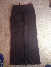 COLUMBIA'S SPORTSWEAR WOMENS SIZE SP BROWN FITNESS GYM PANTS KED