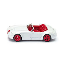 SIKU 1320 Wiesmann MF5 Roadster Blanco (blister) Coche a escala NUEVO !°