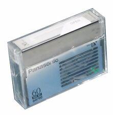 Panasonic METAL MiniDV Mini DV Video Cassette Camcorder LP Mode Tape AY-DVM