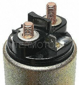 New Solenoid Standard Motor Products SS257
