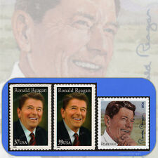 2005-2011  RONALD REAGAN  Complete SET of 3  with Forever®  MINT #3897 4078 4494
