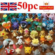 50 Pokemon Mini Figures Brand New UK Seller Fast & Free Postage