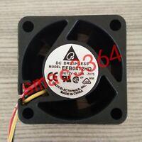 1PC fan for DELTA EFB0412HD 12V 0.12A 4CM