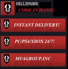 Destiny 2 Hellspawn Emblem  -  INSTANT DELIVERY 24/7!!!!!