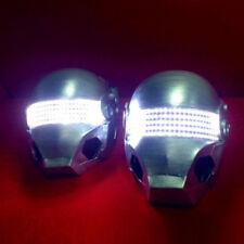 Poping Dancer LED Helmet Power LED Light Masks Costume NightClub Party Carnival
