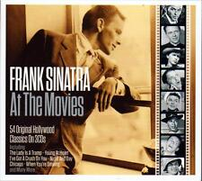 FRANK SINATRA -  AT THE MOVIES - 54 ORIGINAL HOLLYWOOD CLASSICS (NEW SEALED 3CD)
