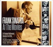 FRANK SINATRA -  AT THE MOVIES - 54 ORIGINAL HOLLYWOOD CLASSICS (NEW SEALED 3CD)