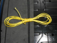 WINCH Rope scala, Warn 9.5cti, Zeon, 3 Racing, crawler, scaler, Giallo