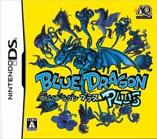 Gebrauchter Nintendo DS Blue Dragon Plus DS Japan Import (versandkostenfrei)