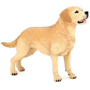 PAPO Companions Labrador Plastic Animal Figure