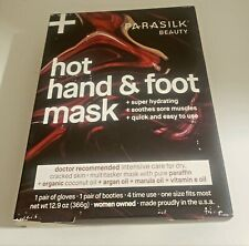 Parasilk Beauty Hot Paraffin Hand & Foot Mask New