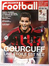 FRANCE FOOTBALL 26/09/2006; Gourcuff/ Ribéry, Fauber, Gignac/ Roux/ Le Guen