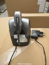 Plantronics CS60 Wireless DECT Headset for VoIP Incl EAR SET - INCL PSU