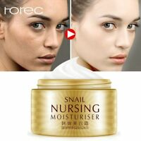 Snails Serum Moisturizing Day Cream Acne Treatment For Face Anti Wrinkle Aging